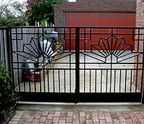 Wrought Iron Fencing Melbourne Vic Metal Fences Warp