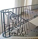 Stair Iron Balustrades