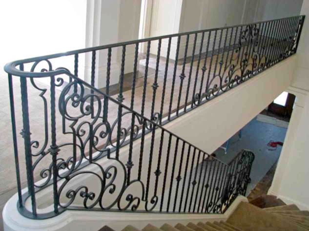Wrought Iron Balustrades Crafted Professionally In Melbourne